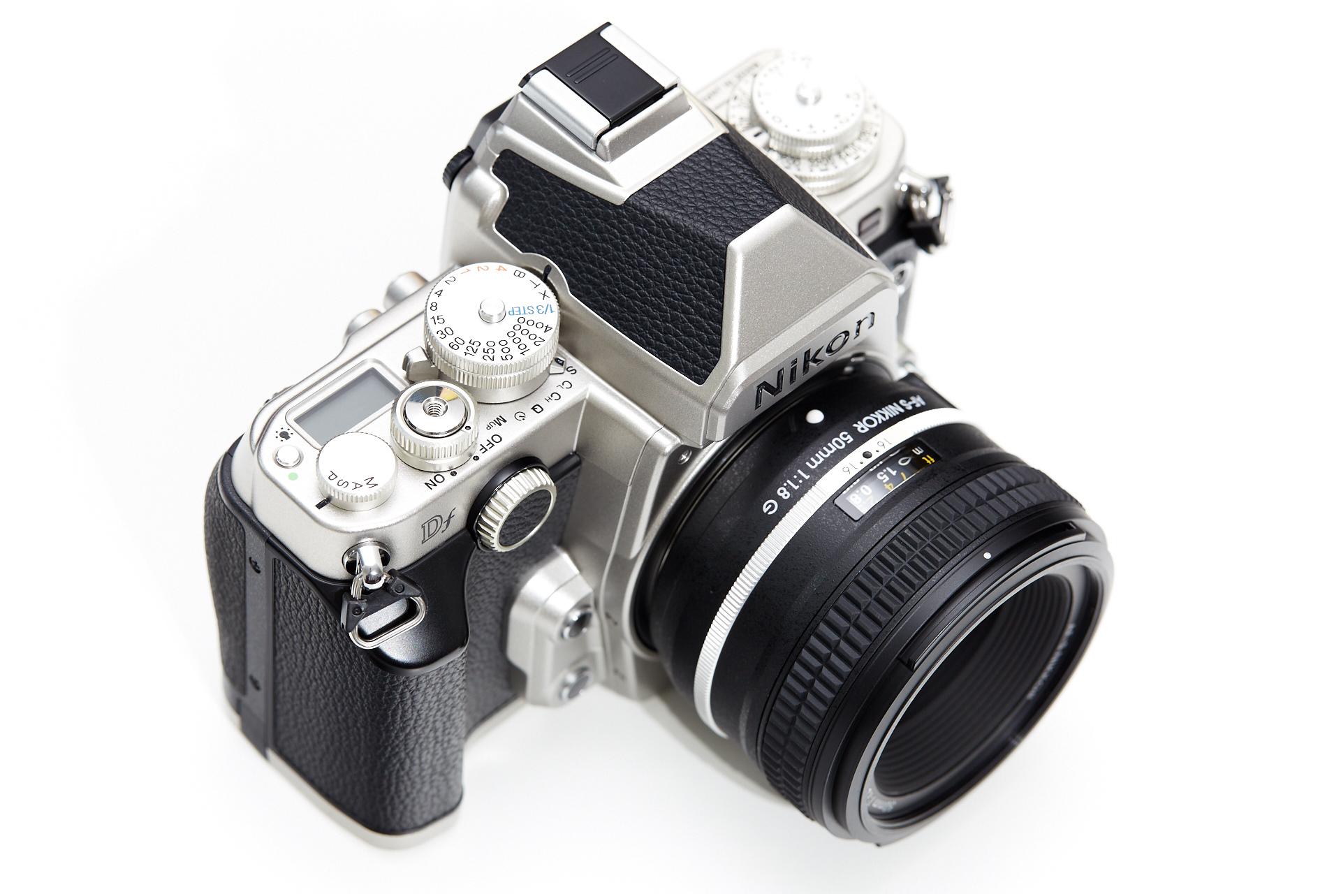 Nikon Df - Retro-Vollformat-DSLR-Kamera im Test | ValueTech.de