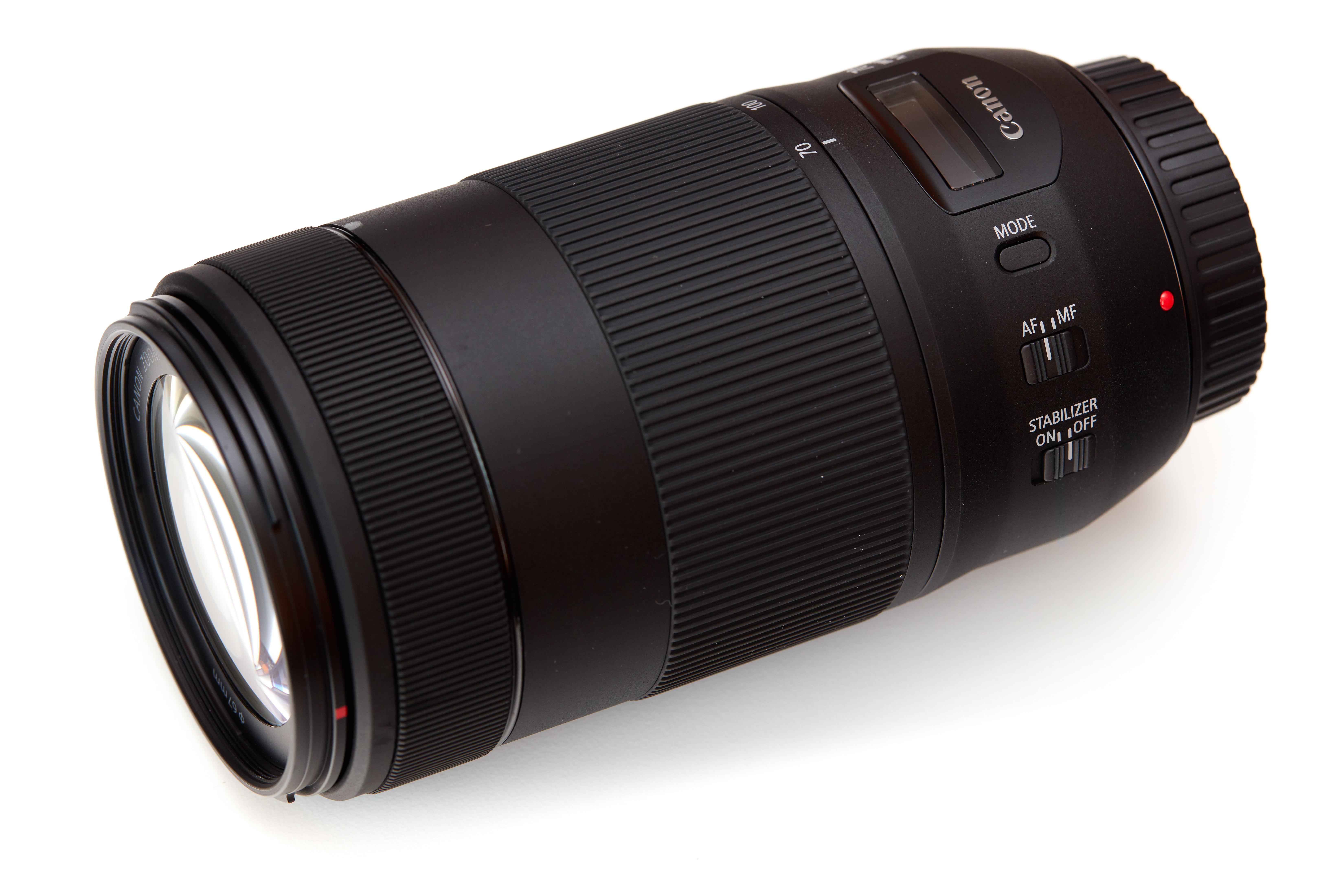 Canon Ef 70 300 Mm Is Ii Usm Der Wohl Schnellste Autofokus Für