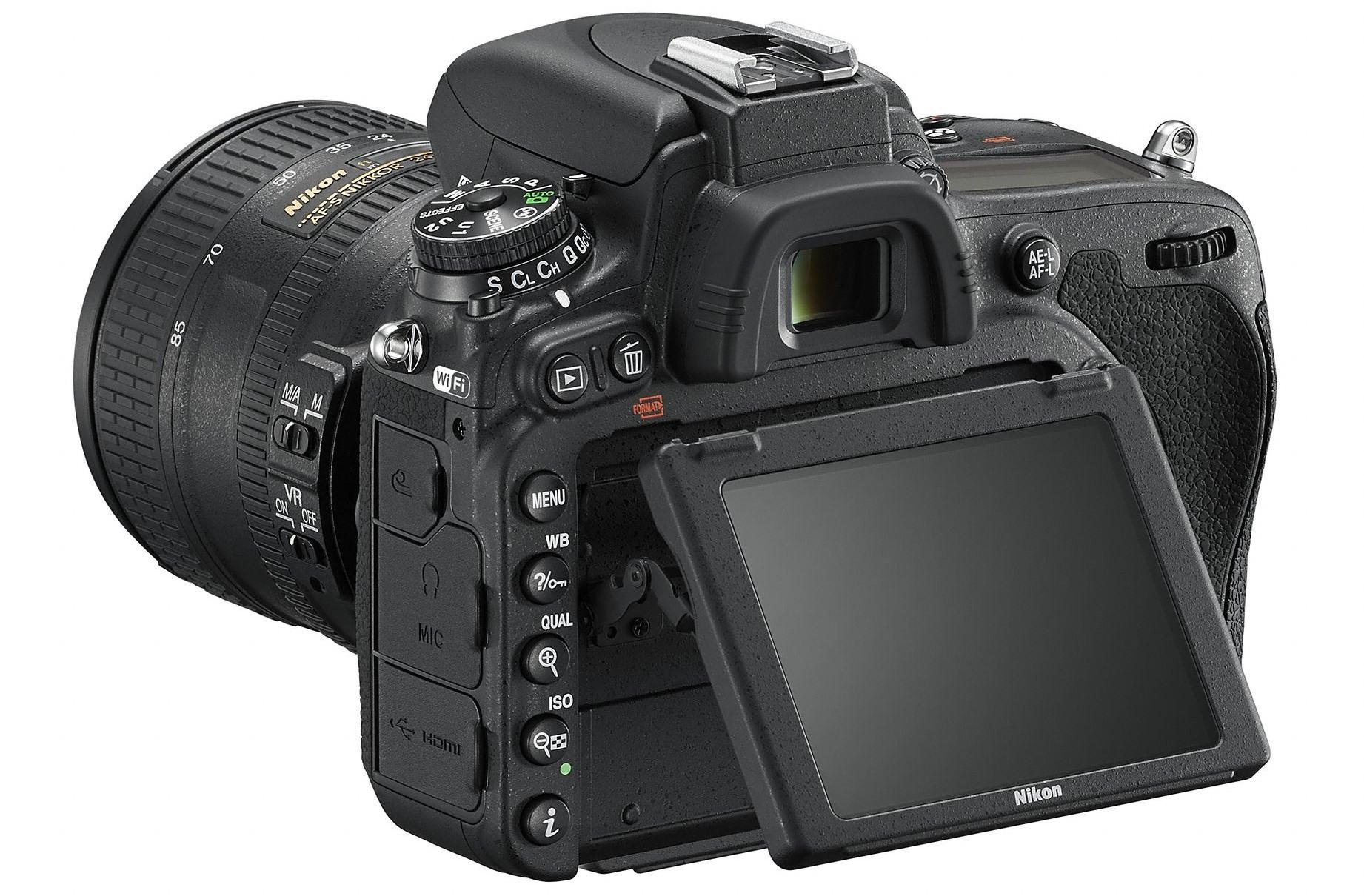 Nikon D750: Neue Vollformat-DSLR für Semi-Pros vorgestellt ...