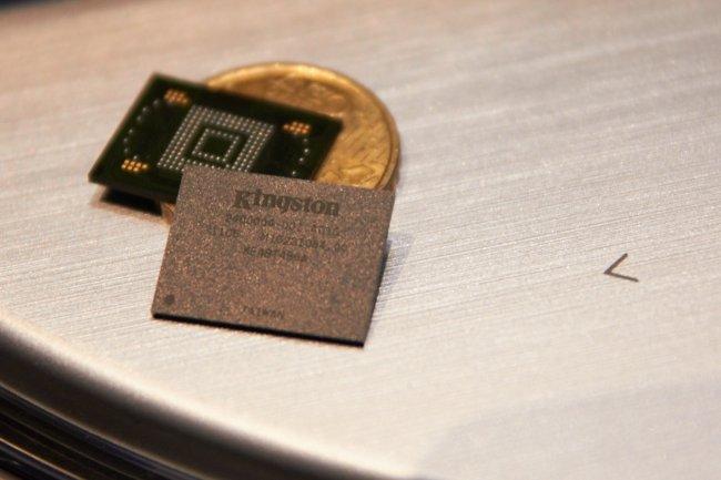 Stack-DRAM von Kingston - Auch viele andere DRAM-Hersteller setzen auf den neuen Tablet- und Smartphone-Markt