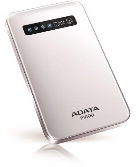 Sehr leicht und schnell zu beladen: ADATA PV100 [Bildmaterial: ADATA]