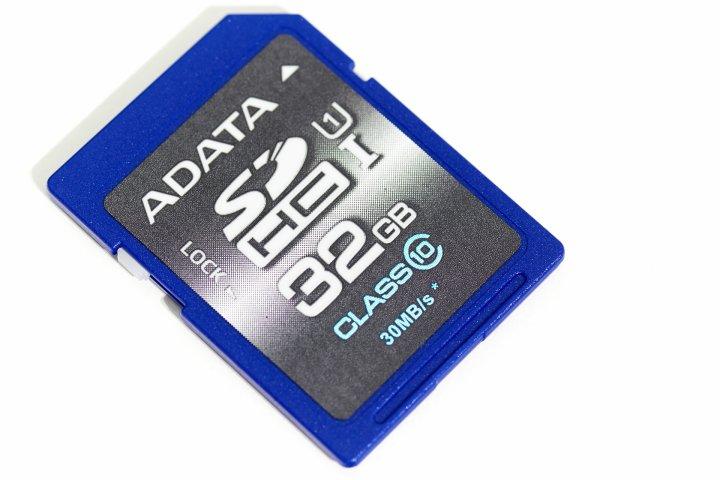 ADATA Premier SDHC-Speicherkarte (32 GByte)