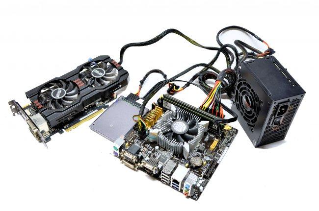 AMD AM1 im Test - Das Testsystem im Überblick