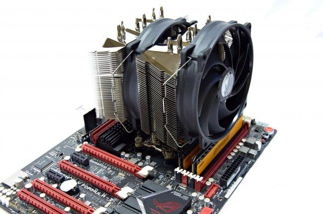 Alpenföhn Olymp - RAM mit Lüftern