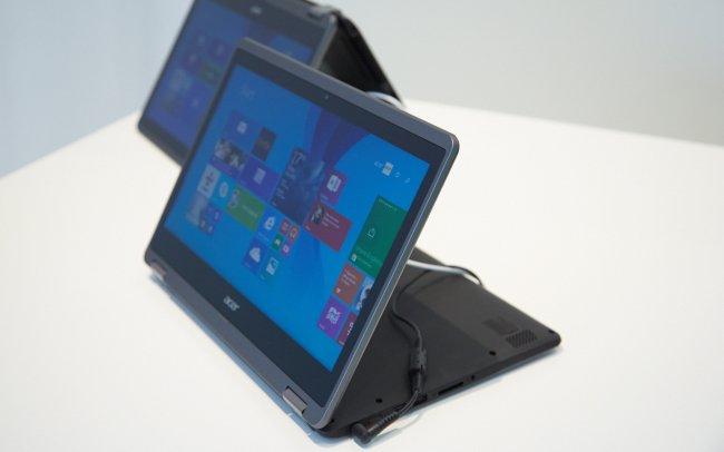 Acer Aspire R14 auf der IFA 2014