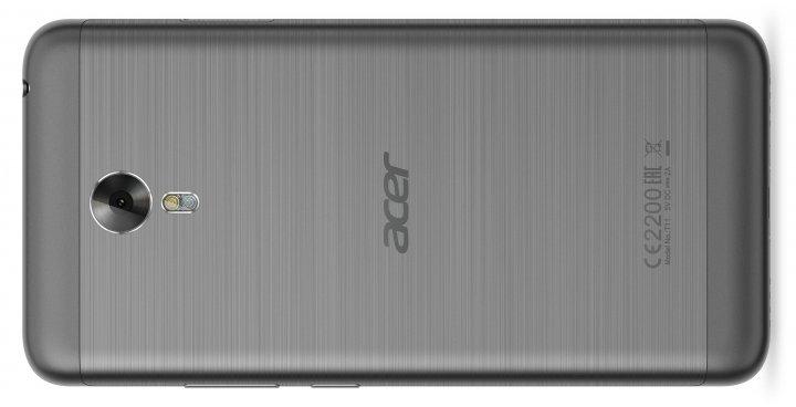 Die Hauptkamera des Acer Liquid Z6 Plus löst mit 13 Megapixeln auf