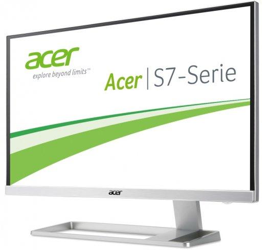 Acer S277HK [Bildmaterial: Acer]