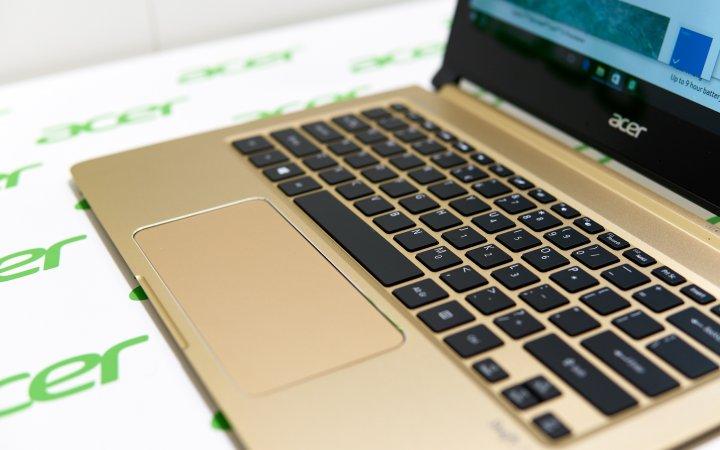 Acer Swift 7 auf der IFA 2016