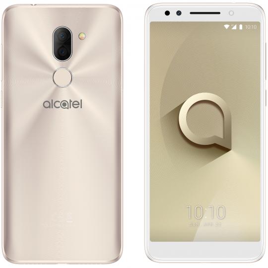 Das Alcatel 3X tritt mit Face Key in der unteren Mittelklasse an