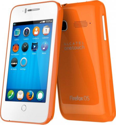 Alcatel OneTouch Fire C: Günstiges Smartphone mit magerer Ausstattung für Schwellenländer [Bildmaterial: Alcatel]