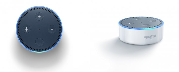 Amazon Echo Dot [Bildmaterial: Amazon]