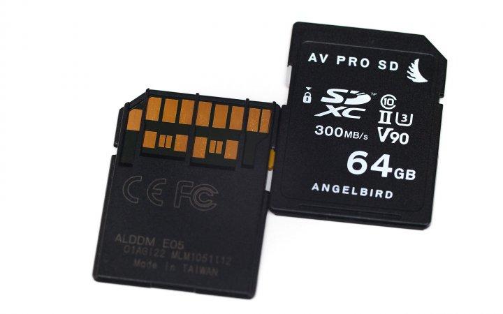 Angelbird AV Pro V90 SDXC