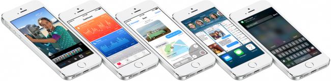 Mit iOS 8 halten viele neue Funktionen Einzug in das mobile Betriebssystem [Bildmaterial: Apple]