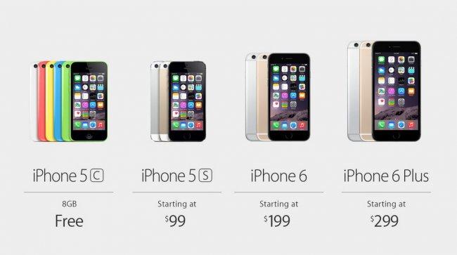Die Preise in Amerika reichen zum Start von 199 bis 499 US-Dollar [Bildmaterial: Apple]