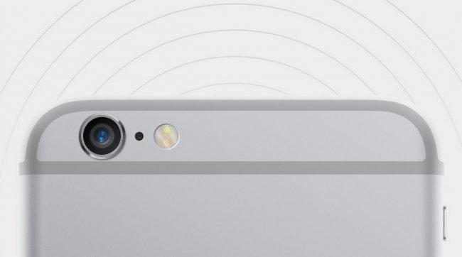 Die iSight-Kamera wurde mit einem größeren Sensor und einer offeneren Blende verbessert [Bildmaterial: Apple]