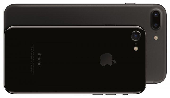Die Antennen auf der Rückseite von iPhone 7 und 7 Plus sind kaum zu sehen