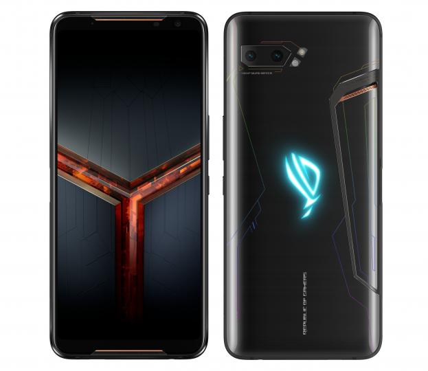 Das Asus ROG Phone II kommt mit einem 120-Hz-Bildschirm und einem fest verbauten 6.000-mAh-Akku