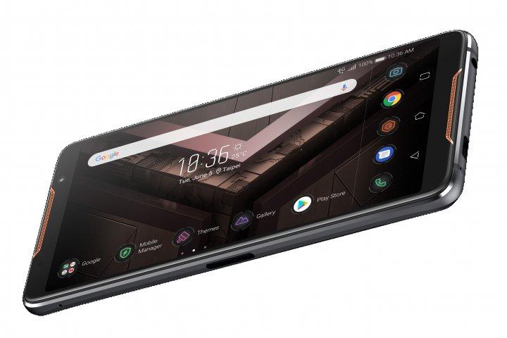 Das Asus ROG Phone läuft auf Android