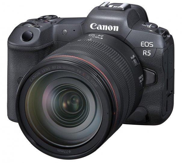 Canon EOS R5 (Bild: Canon USA)