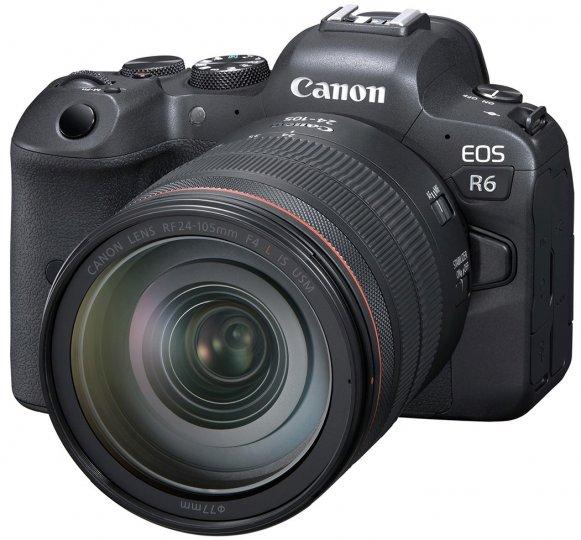 Canon EOS R6 (Bild: Canon USA)