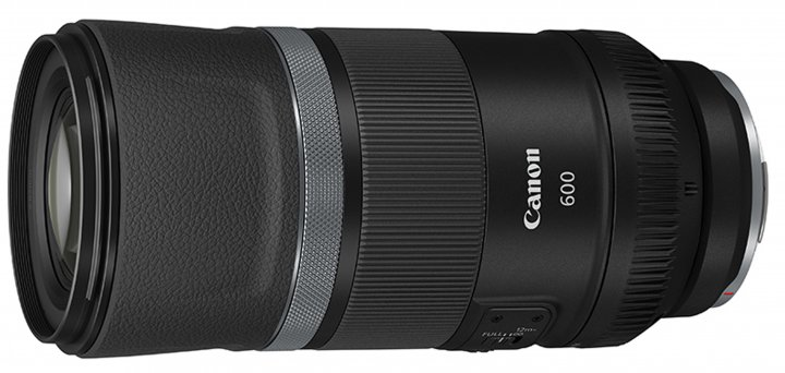 Canon RF 600mm f/11 IS STM  (Bild: Canon USA)