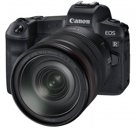 Canon EOS R [Bildmaterial: Canon]