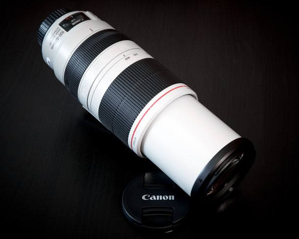 Canon EF 100-400 mm f/4.5-5.6L IS II USM