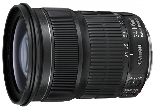 Canon EF 24-105 mm f/3.5-5.6 IS STM [Bildmaterial: Canon]