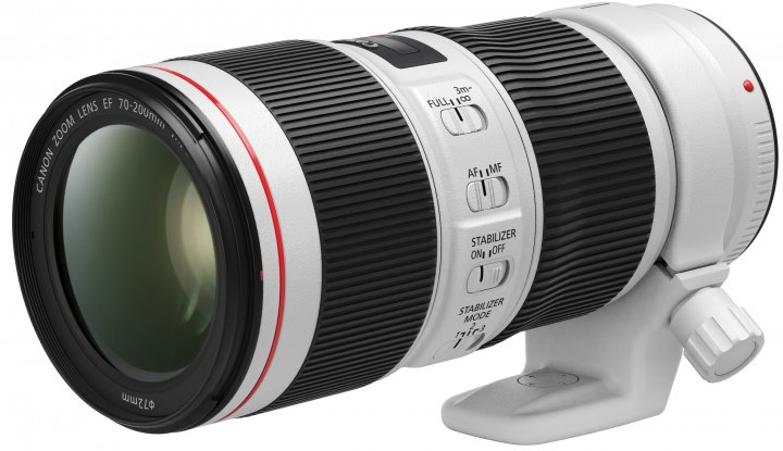 Canon EF 70-200 mm f/2.8L IS III USM [Bildmaterial: Canon]