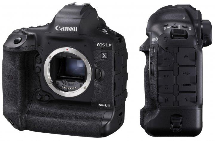 Canon EOS-1D X Mark III [Bildmaterial: Canon]