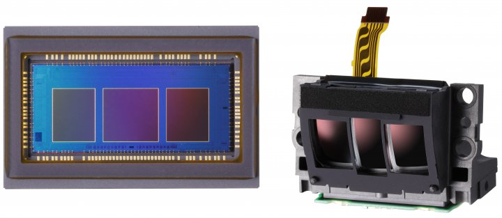 Canon EOS-1D X Mark III: Das neue AF-Modul mit 191 Feldern [Bildmaterial: Canon]