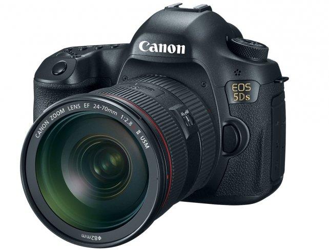 Canon EOS 5Ds (R): Das große Highlight ist natürlich der 50-Megapixel-Sensor [Bildmaterial: Canon]