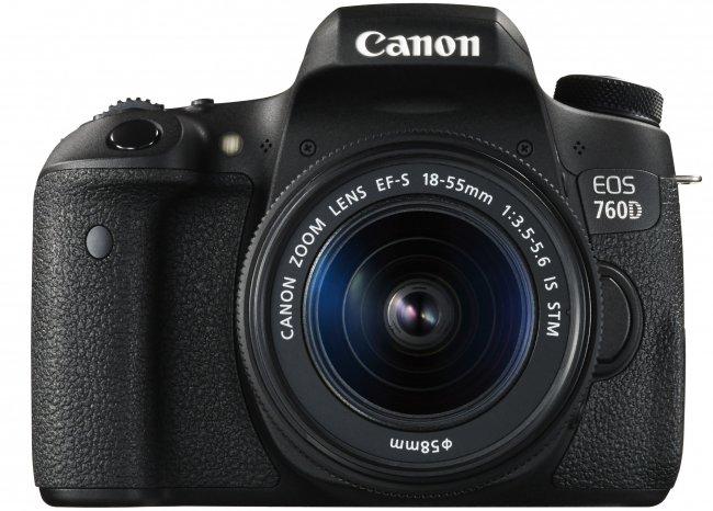Canon EOS 760D [Bildmaterial: Canon]
