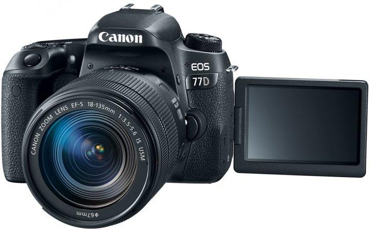 Canon EOS 77D [Bildmaterial: Canon]