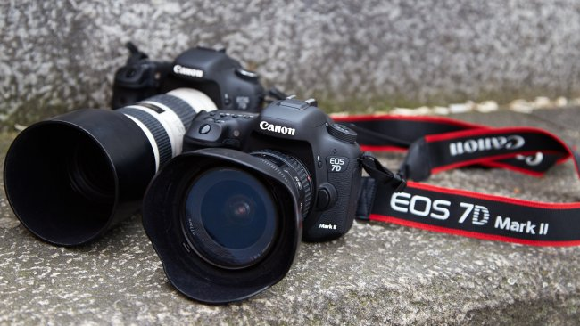 Canon EOS 7D und 7D Mark II