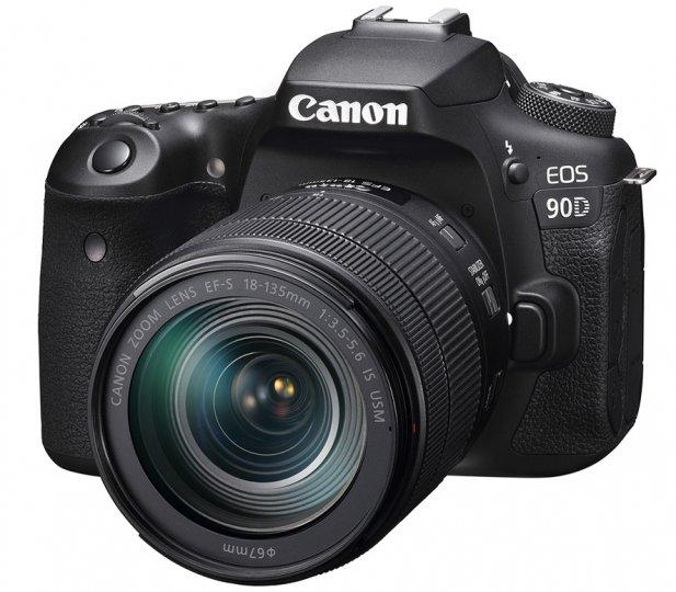 Canon EOS 90D [Bildmaterial: Canon USA]