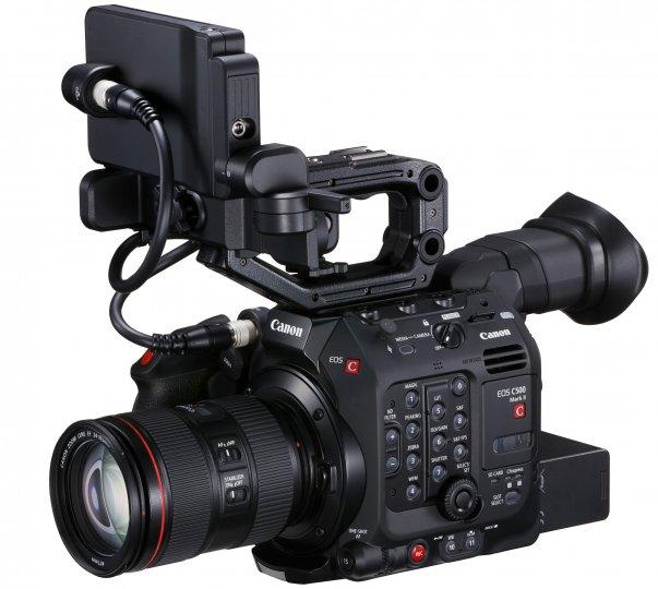 Canon EOS C500 Mark II [Bildmaterial: Canon Deutschland]