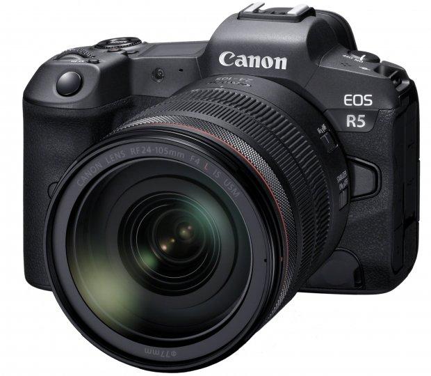 Canon EOS R5 [Bildmaterial: Canon Deutschland]