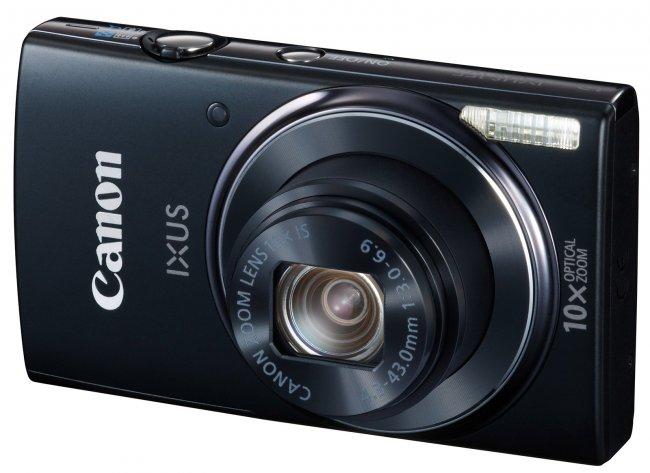 Canon Ixus 155: Günstige Kompaktkamera [Bildmaterial: Canon]
