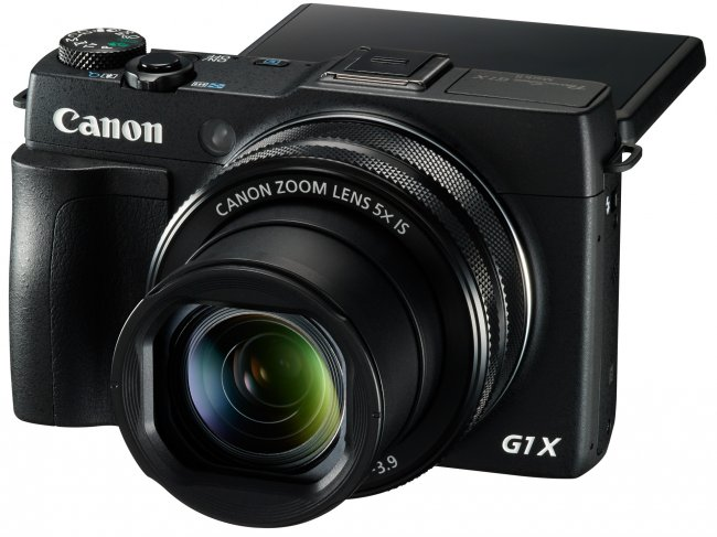 Canon PowerShot G1 X Mark II [Bildmaterial: Canon]