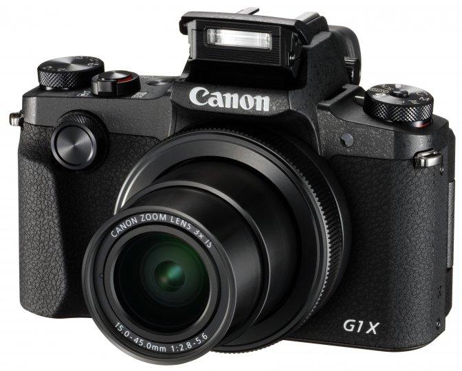 Canon PowerShot G1 X Mark III: Im Inneren sitzt nun ein APS-C-Bildsensor mit 24 Megapixeln Auflösung [Bildmaterial: Canon]