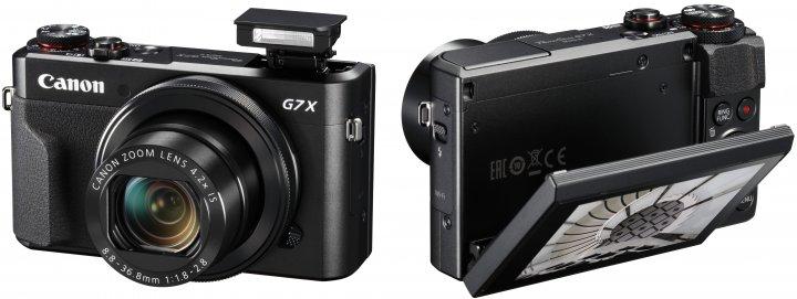 Canon PowerShot G7 X Mark II [Bildmaterial: Canon]