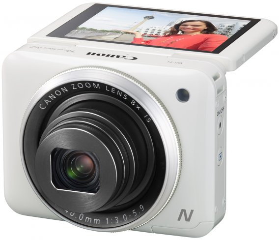 Canon PowerShot N2 [Bildmaterial: Canon]