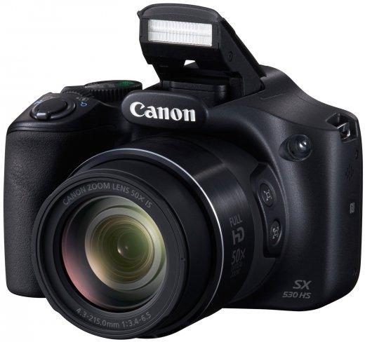 Canon PowerShot SX530 HS [Bildmaterial: Canon]