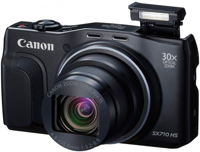 Canon PowerShot SX710 HS [Bildmaterial: Canon]