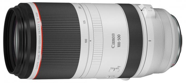 Canon EOS RF 100-500mm F4.5-7.1L IS USM [Bildmaterial: Canon Deutschland]