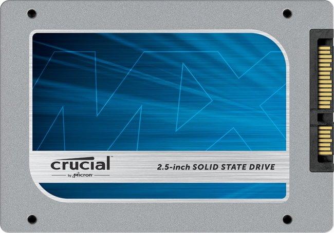 Soll sehr günstig werden: Crucial MX100 SSD [Bildmaterial: Crucial/Micron]