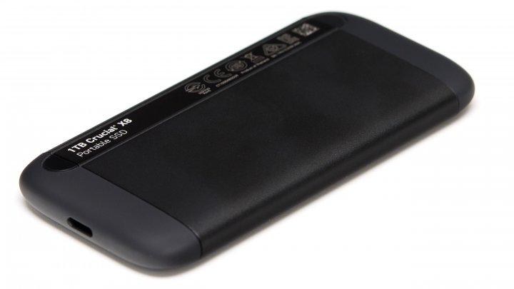 Crucial X8: Eine der ersten externen SSDs mit USB 3.2 Gen 2