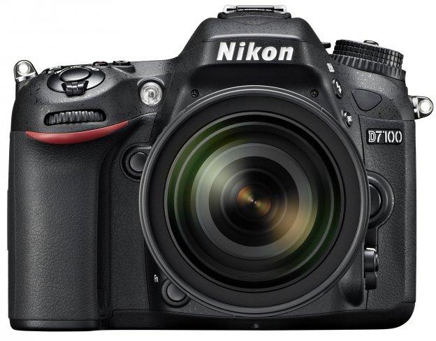 Nikon D7100 + Nikkor 16-85mm