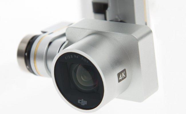 Jetzt auch mit 4K-Kamera: DJI Phantom 3 Professional [Bildmaterial: DJI]